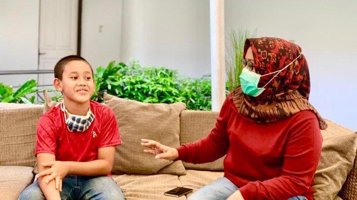 Ini Pesan Bupati Bogor kepada Petenis Muda Berprestasi yang Berasal dari Kabupaten Bogor
