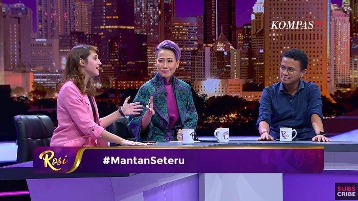 Faldo Maldini Disebut Tak Militan Lagi Dukung Prabowo, Tsamara: Sudah Kembali ke Jalan yang Benar