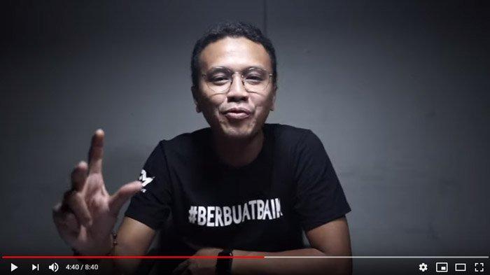 Tak Militan Lagi Dukung Prabowo, Faldo Maldini Disebut Tsamara Amany Kembali ke Jalan yang Benar