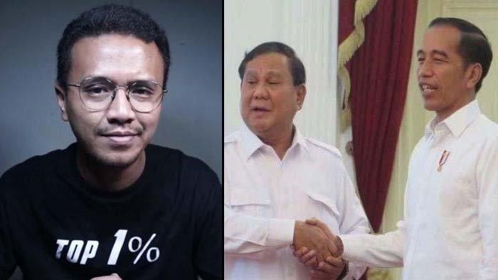 Analisanya Soal Prabowo Gabung Jokowi Jadi Kenyataan, Faldo Maldini: Yang Ngatain Sudah Saya Maafkan