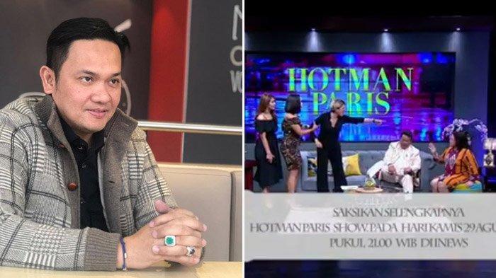 Program Hotman Paris Show Dihentikan Sementara, Farhat Abbas: Balik Lagi Aja di Warung Kopi