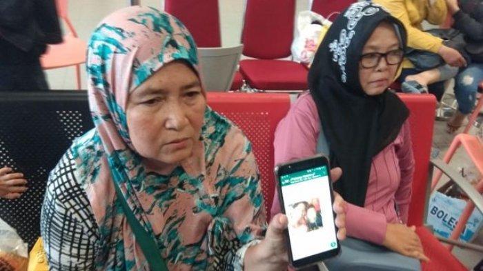 Duka Fatma - Menantu & Cucunya jadi Korban Lion Air JT610, sang Istri Hamil 5 Bulan