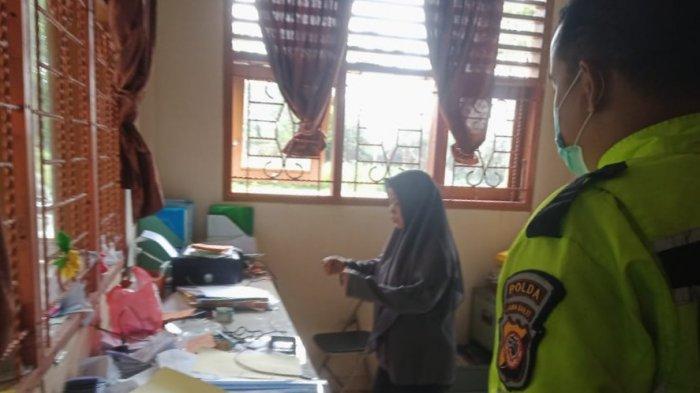 Bendahara Sekolah di Rumpin Bogor Syok Dirampok Pakai Golok di Ruang Kerja, Uang Rp 50 Juta Raib