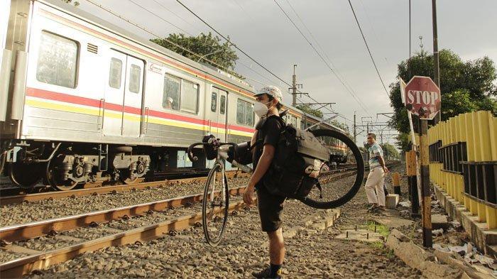 Cerita Fauzan Antar Paket ke Seluruh Wilayah Jakarta Pakai Sepeda, Sebut Lebih Efisien