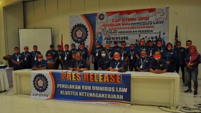 Dianggap Merugikan, Serikat Pekerja di Bogor Tolak RUU Omnibus Law Cipta Lapangan Kerja
