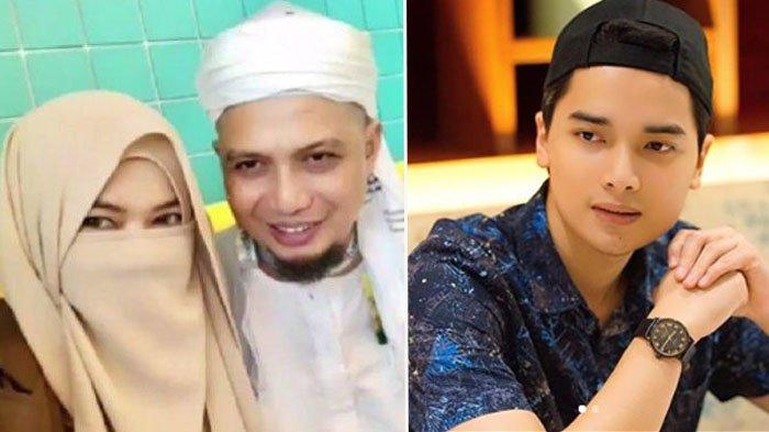 Istri Ke-3 Ziarah Pakai Baju Putih Sesuai Permintaan Ustaz Arifin Ilham, Komentar Alvin Jadi Sorotan