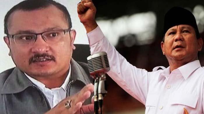 Ferdinand Hutahaean Berhenti Dukung Prabowo-Sandi Sebelum Pengumuman KPU: Sudah Tidak Bisa Ditolerir