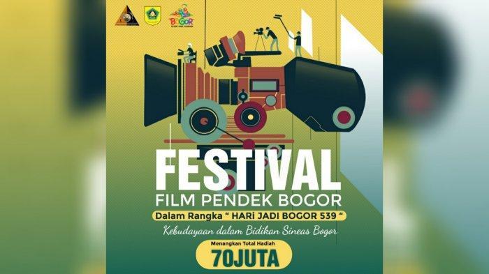 Lomba Film Pendek Bogor 2021 Berhadiah Puluhan Juta Rupiah, Ini Syarat dan Ketentuannya