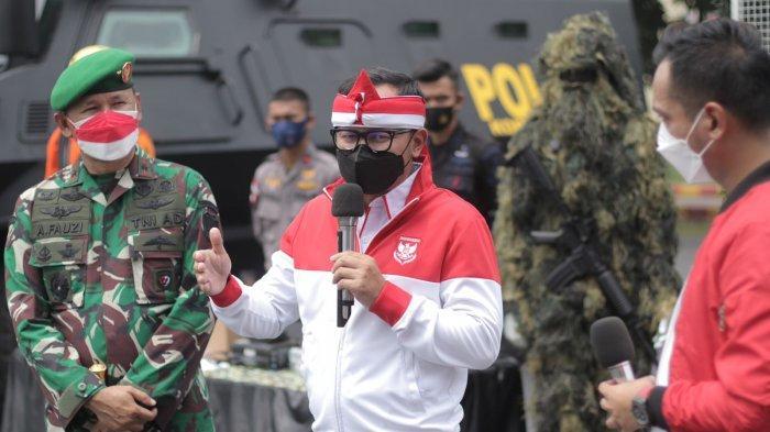Bima Arya : Festival Merah Putih 2021 Ikut Kendalikan Pandemi Covid-19 di Kota Bogor