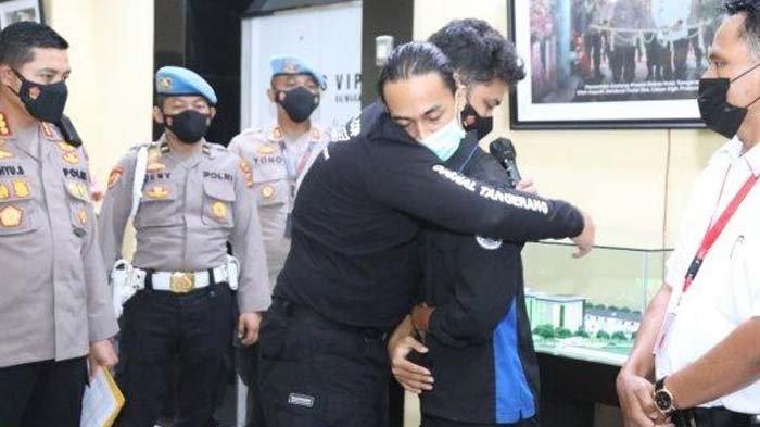 Kondisi Terkini Mahasiswa yang Dibanting Polisi, Fariz Tak Balas Pelukan saat Brigadir NP Minta Maaf