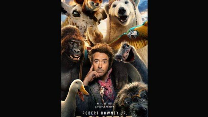 Sinopsis Film Dolittle Dibintangi Robert Downey Jr, Petualangan Dokter yang Bisa Bicara dengan Hewan