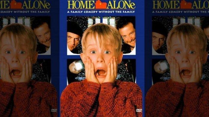 Home Alone Tayang di RCTI, Ini Daftar Film Natal Cocok Ditonton Saat Hari Natal 2019
