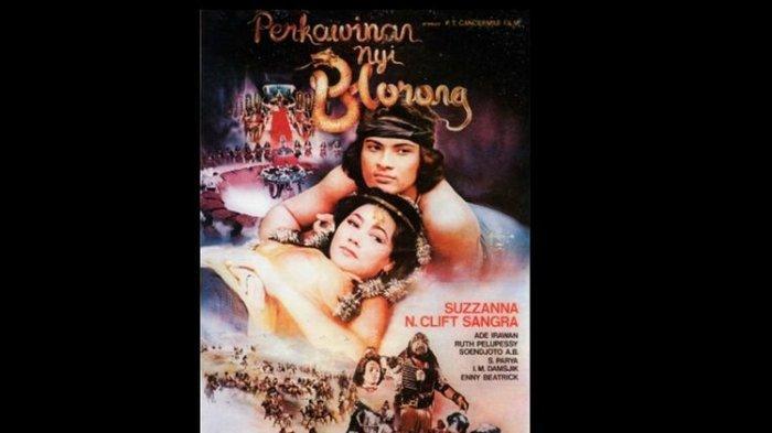 Sinopsis Film Perkawinan Nyi Blorong, Clift Sangra Perang Lawan Prabu Dewacengkar Rebutkan Suzzanna