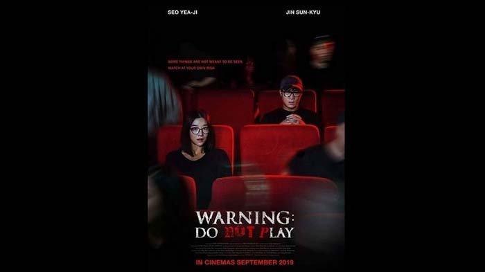 Tayang Hari Ini, Simak Sinopsis Warning: Do Not Play Film Horor Terbaru Korea
