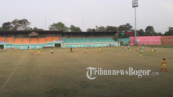 Final Kejurnas Sepakbola 2019, Kabupaten Bogor vs Kabupaten Musi Banyuasin Berakhir Adu Penalty