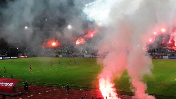 Menang 2-0 Dari Semen Padang, PSS Sleman Juara Liga 2 2018