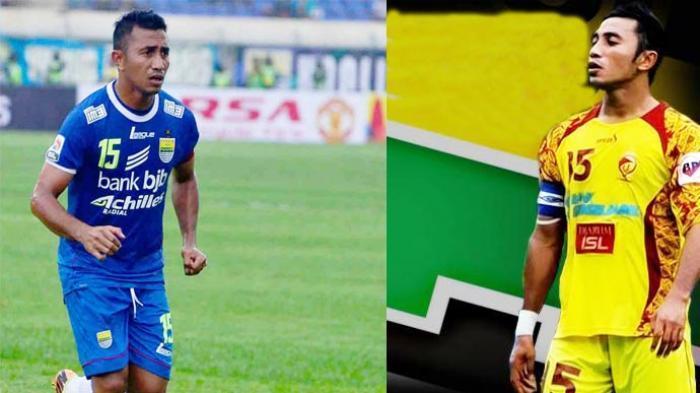 Empat Pemain Persib Dibajak Sriwijaya FC