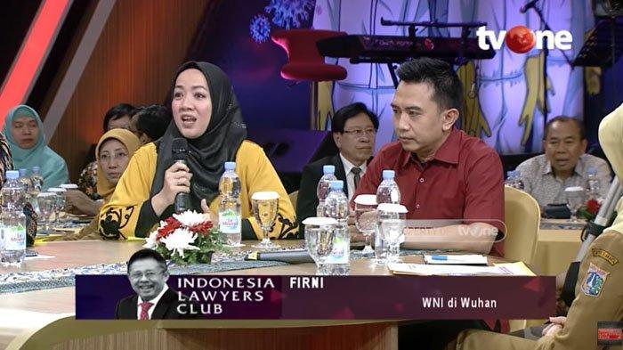 Alumni Natuna Cerita Kepanikan Warga Wuhan Hadapi Corona, Bang Karni :Kita 2 Positif Udah Luar Biasa