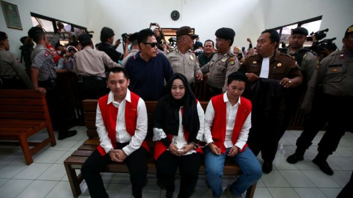 Vonis Bos First Travel, Andika Surachman 20 Tahun dan Anniessa Hasibuan 18 Tahun Penjara