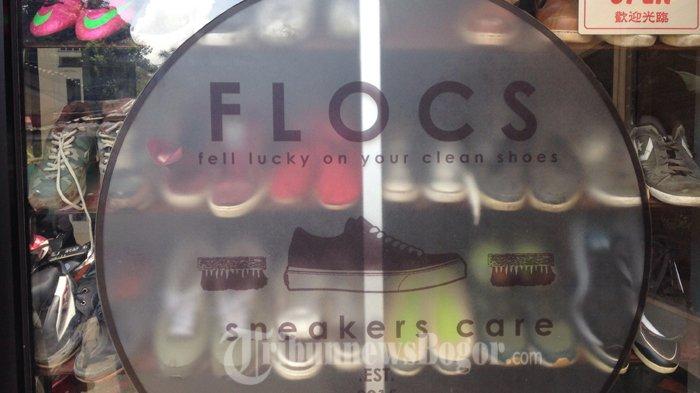 Sepatu Kotor Kehujanan, Bawa Saja ke Laundy Sneakers Dijamin Kinclong Lagi