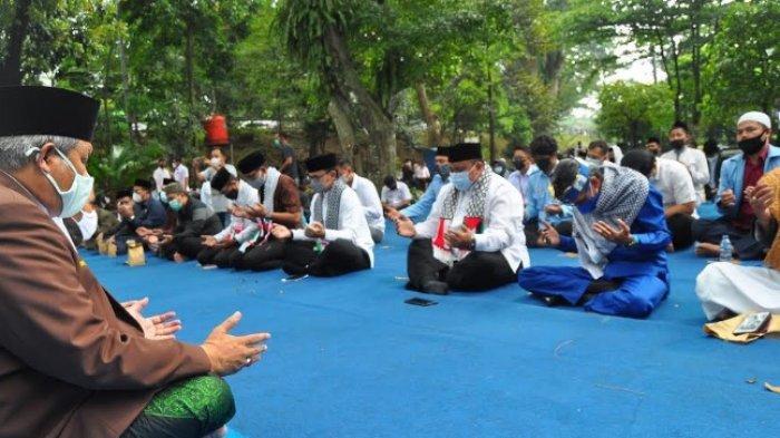 Forkompinda Kota Bogor Bersama Tokoh Agama Gelar Doa Bersama Untuk Palestina