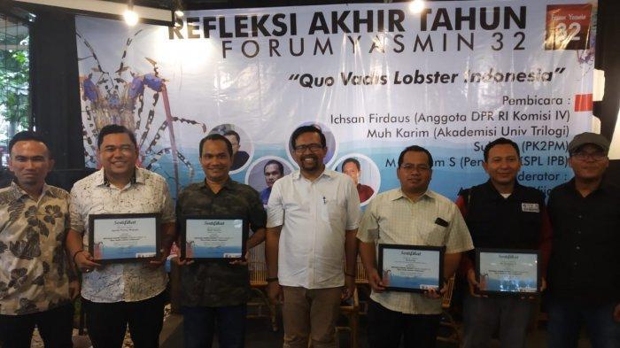 Forum Yasmin 32 Minta Pemerintah Kembangkan Teknologi Budidaya Lobster, Bukan Ekspor Benihnya