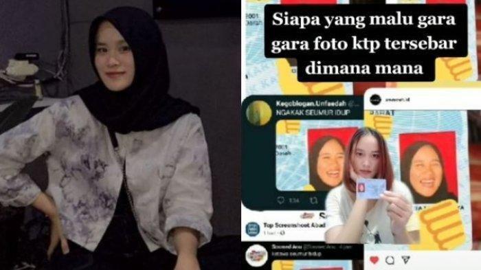 Sosok Perempuan yang Viral karena Foto KTP Tampilkan Ekspresi Tertawa, Ungkap Kejadian Sebelum Foto