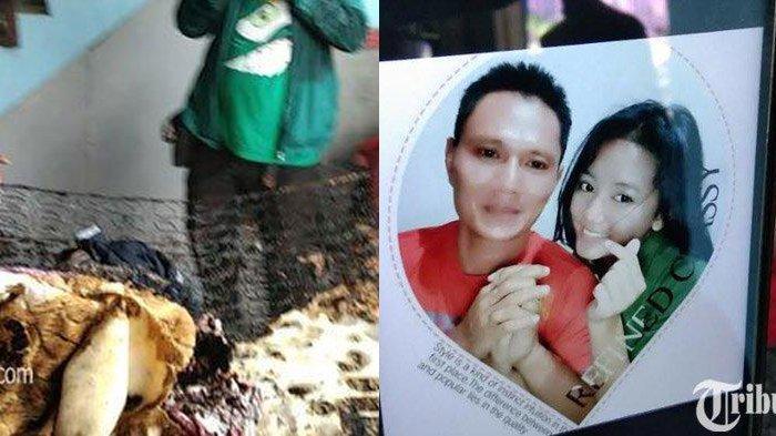 Suami Bakar Istri di Indekos, Tetangga Tersentak Dengar Jeritan hingga Lihat Tubuh Korban Melepuh