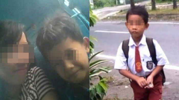 Samsul Pemerkosa Ibu Muda Dimakamkan Dekat Rangga, Ayah Posting Kenangan Mantan Istri dan Almarhum