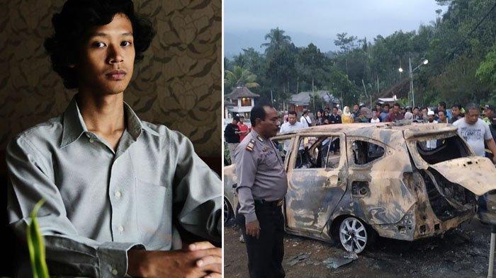 Dicekoki Miras, Dibekap Lalu Dibakar Ibu Tiri, Putra Pupung Sempat Buat Video 2 Hari Sebelum Tewas