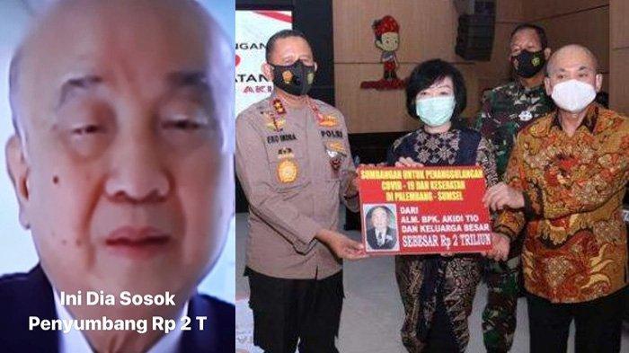 Prank Sumbangan Rp 2 T, Anak Dijerat Pasal Penghinaan Negara, Ini Sosok Akidi Tio, Wafat Tahun 2009