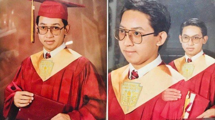 Ikutan Posting Foto Wisuda SMA, Fadli Zon Pamer: Lulus dengan Summa Cum Laude Nilai Tertinggi