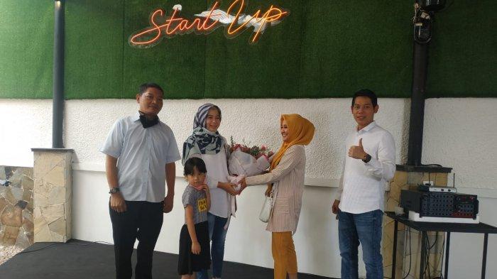 Bantu Tingkatkan Market UMKM, Pengusaha Muda di Bogor Soft Opening Start Up Coffee