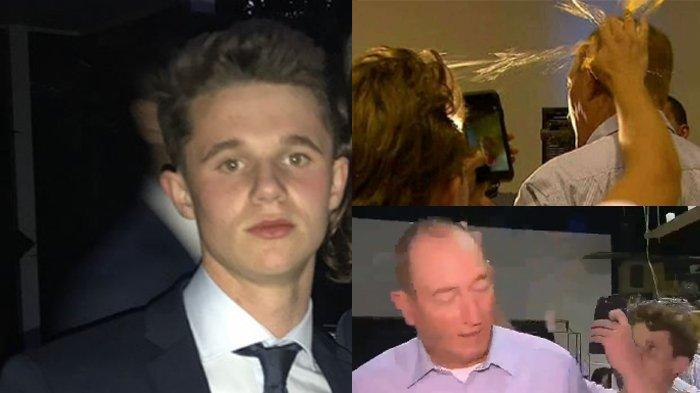 Begini Sosok Will Connolly, Remaja 17 Tahun yang Sempat Lempar Telur ke Kepala Senator Fraser Anning