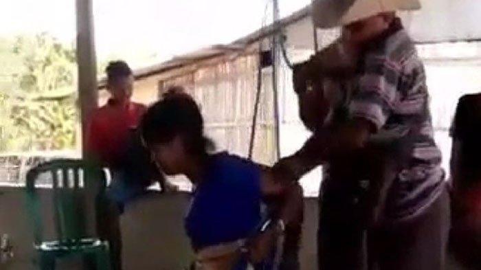 Kronologi Gadis 16 Tahun Disiksa Warga dan Aparat Desa karena Dituduh Mencuri, N Disetrum dan Diikat