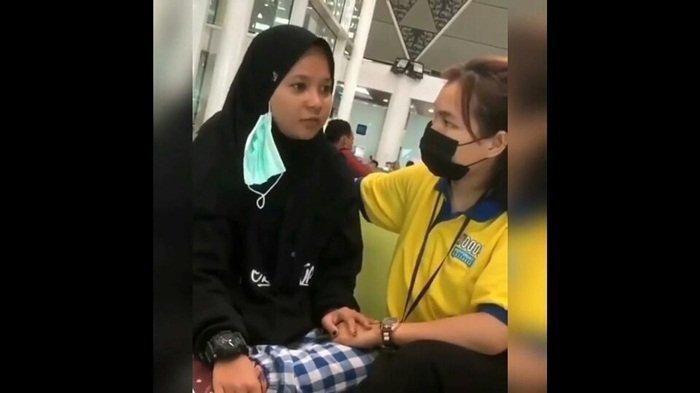 Jual Motor Ayah Demi Bisa Bertemu Teman Mabar FF, Gadis ABG Jambi Sedih Saat Sampai di Jakarta