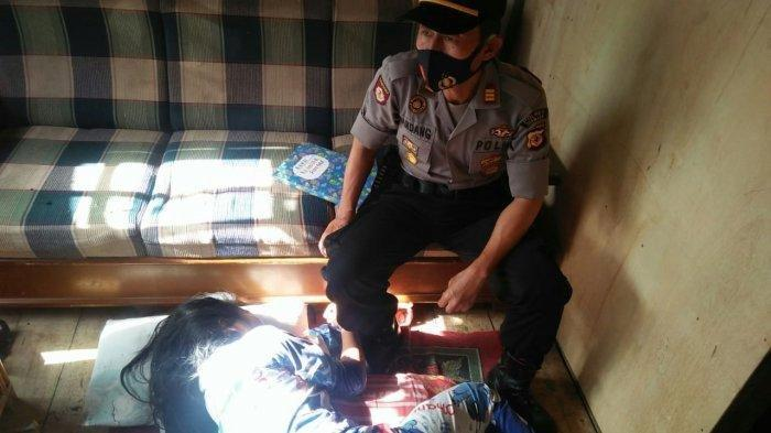 Menghilang Setelah Pamit Beli Pulsa, Remaja di Cianjur Ditemukan Kejang-kejang