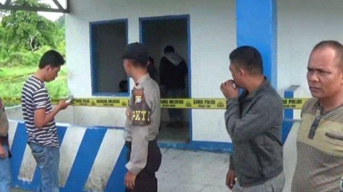 Pengakuan Pria Aniaya Pacar di Pos Polisi hingga Tewas, Mengaku Emosi : Saya Sudah Punya Istri