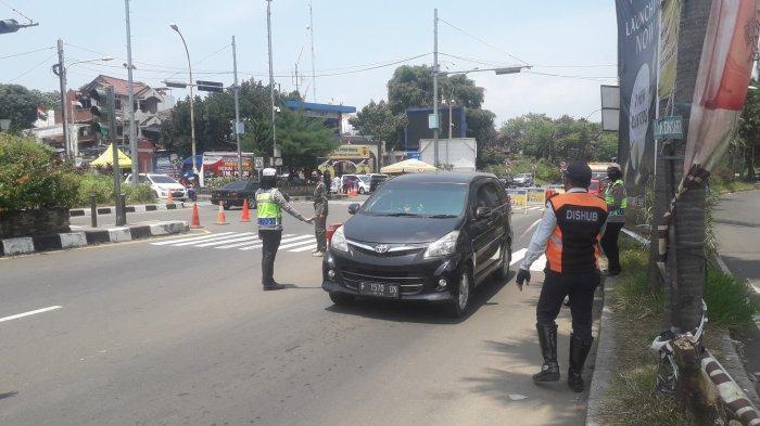 Suasana Ganjil Genap Puncak Bogor Hari Ini, Kendaraan Arah Puncak Ramai Lancar
