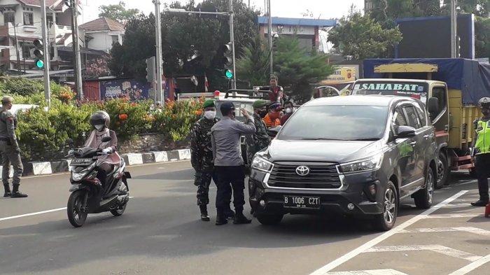 Uji Coba Ganjil Genap di Gadog Bogor, Hanya untuk Kendaraan Tujuan Puncak
