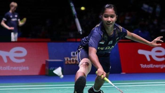 Rekap Hasil Piala Uber 2021 - Indonesia Gagal ke Semifinal, Ester Nurumi Kalah di Laga Penentuan