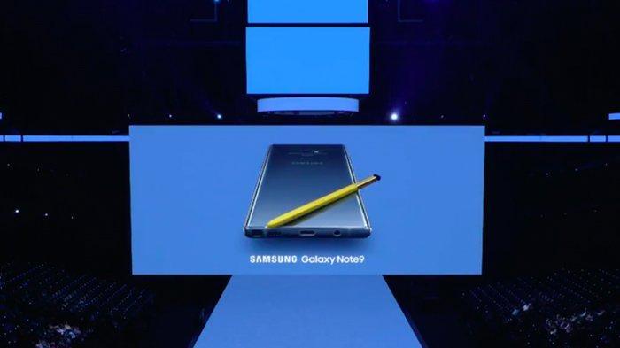 Harga dan Spesifikasi Samsung Galaxy Note 9 di Indonesia