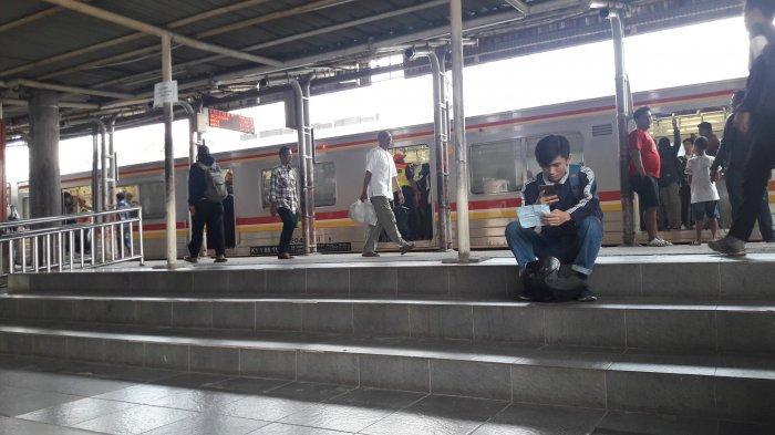 Penyebab Gangguan Sinyal Di Stasiun Citayam Belum Diketahui