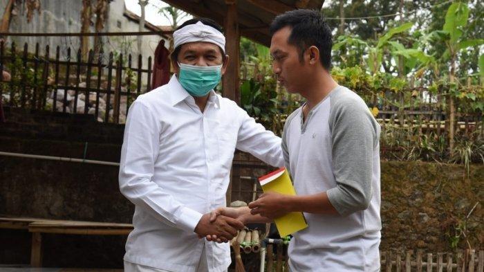 Dikatai Kasar Duta Kuliner Ade Londok, Pengendara Motor Ini Justru Dipuji Dedi Mulyadi