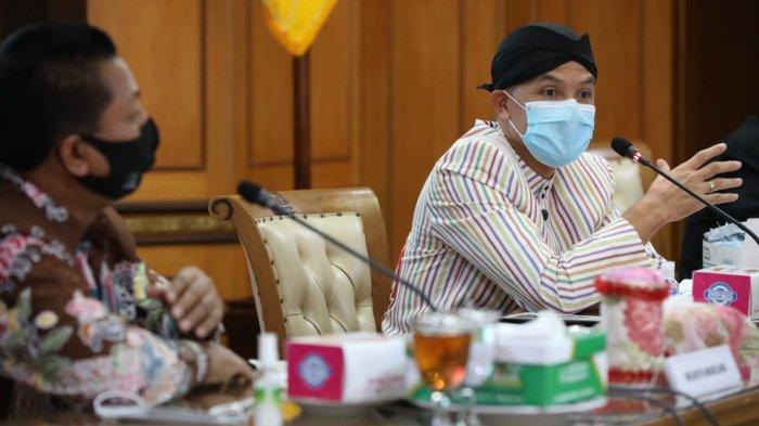 Beredar Info Denda Tilang Masker di Jateng, Ganjar : Fokus Edukasi Masyarakat Protokol Kesehatan