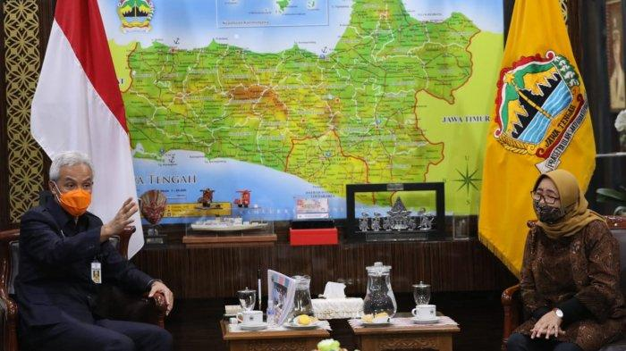 Gaya Ganjar Pranowo Mengeduksi Masyarakat soal Ideologi Pancasila Dipuji Pejabat BPIP