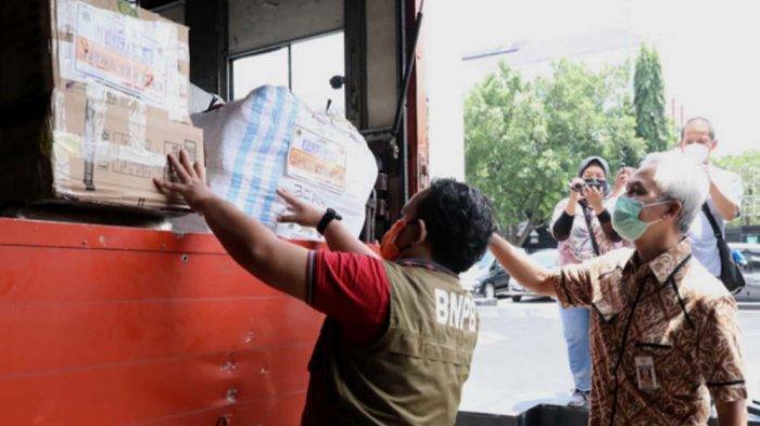 Peduli Gempa Sulbar, Ganjar Pranowo Kirimkan 15 Relawan dan Bantuan Senilai Rp 269 Juta