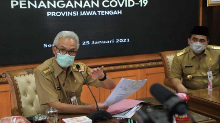Ganjar Prabowo Usulkan GeNose C19 Sebagai Alat Uji Resmi Covid-19, Ini Tanggapan Pemerintah