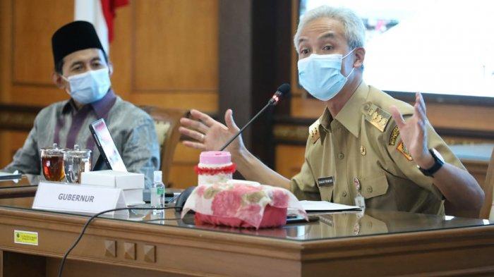 Luncurkan Program Jogo Tonggo, Ganjar Pranowo Dipuji Anggota DPR