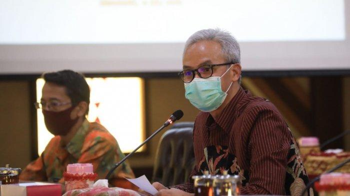 Genjot Industri Kendal, Ganjar Pranowo Bahas soal Sarana Penunjang Air Bersih